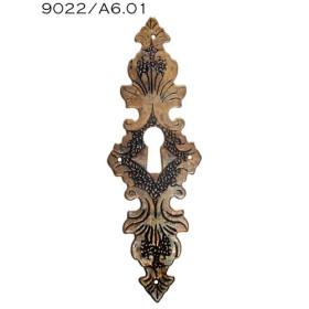 XL Schlüsselschild 9022/A6.01
