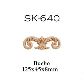 Holzornament SK-640