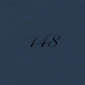 Kreidefarbe 750ml -  TIEFBLAU - 148