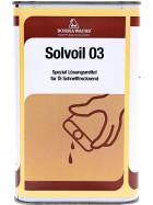 Solvoil 03 Öl  Katalysator  1 Liter