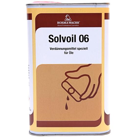 Solvoil 06 Öl  Katalysator  1 Liter