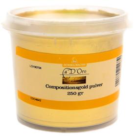 Gold Pulver Farbpigment 250gr