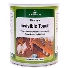 MATT Lack auf Wasserbassis  Invisible Touch - 1 Lit.