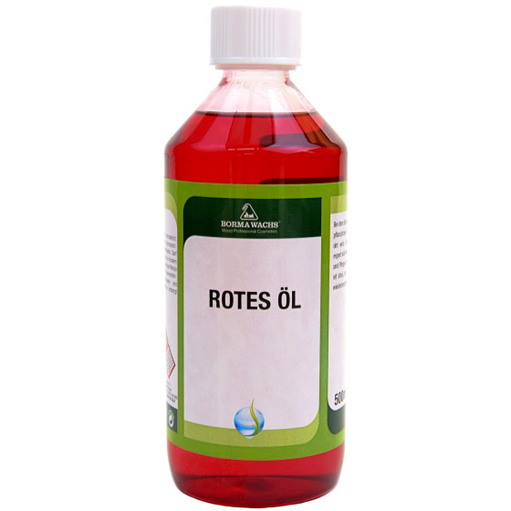 Rotes Öl - 500ml