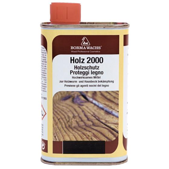 250ml HOLZ 2000 Holzwurmtod Holzwurm Ex