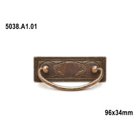 Möbelgriff 5038/A1.01