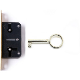 Einsteckschloss mit Schlüssel