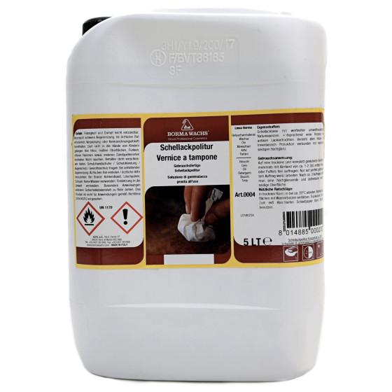 Schellack 5 Liter