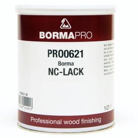 BORMA-PRO NC Transparent Lack 1 Liter 20 Matt