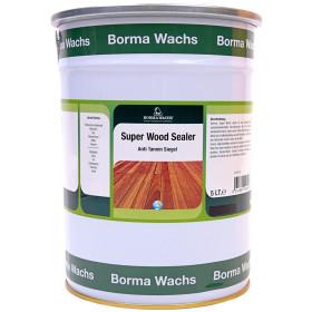 Super Wood Sealer Weiss - 5 Liter