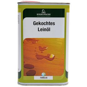 Gekochtes Leinenöl - 1 Liter