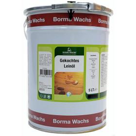 Gekochtes Leinenöl - 5 Liter