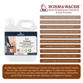 Sanitize Hygienisches Parkettwachs 1 Liter