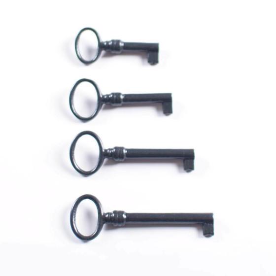 Schlüssel schwarz